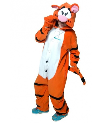 Детский кигуруми Тигра: комбинез (Россия)