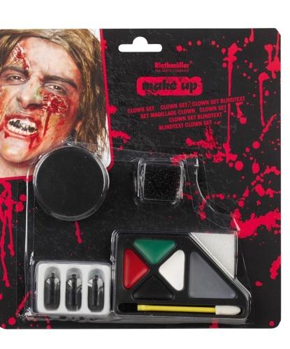 Набор грима Horror Zombie