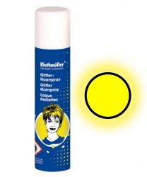 Спрей-краска жёлтая неоновая от Bambolo