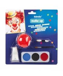 Набор клоунского грима