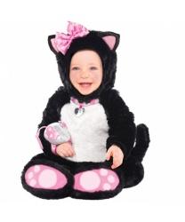 Костюм крошки-кошки для малыша