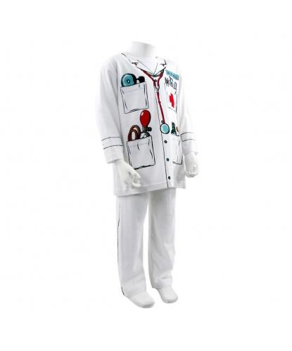 Детский костюм Врач: футболка, штаны (Великобритания)