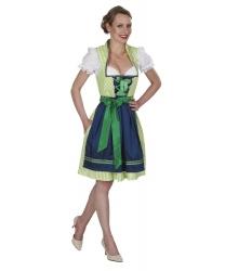 Баварский женский костюм