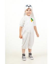Детский костюм  Зайчик  - Все детские костюмы, арт: 8227
