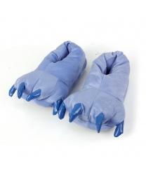 Тапочки Лапы синие