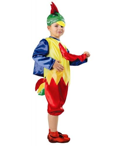 Костюм петуха на ребенка: капюшон, кофта, штаны (Польша)