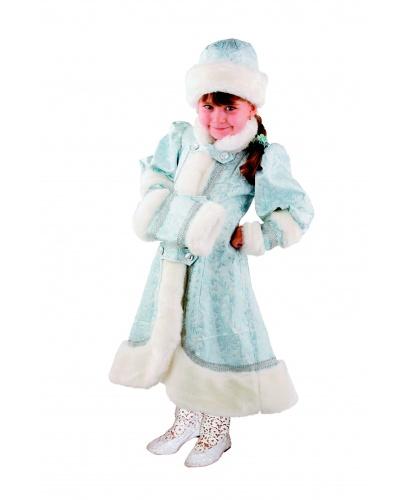 Снегурочка Княжеская: шуба, шапка, муфта (Россия)