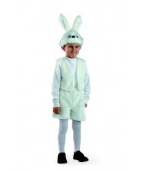Детский костюм белого зайца