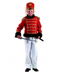 Детский костюм гусарского офицера