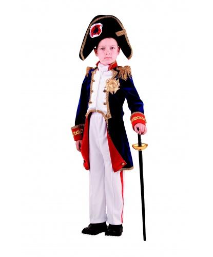 Костюм Наполеона: мундир, брюки, шарф, шляпа, шпага (Россия)