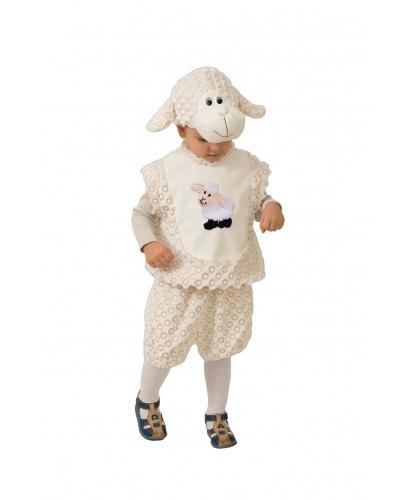Детский костюм Овенчик Сипсик: шорты, жилетка, шапочка (Россия)