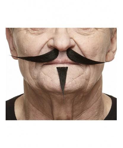 Тонкие усы с бородкой (Литва)