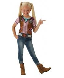 Детская футболка ковбойши