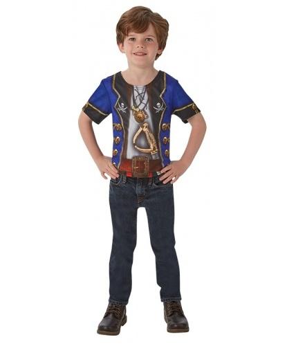 Детская фуболка пирата: футболка (Германия)