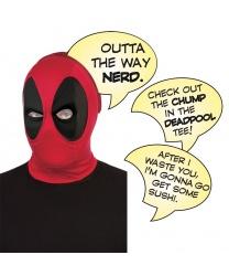 Маска Deadpool