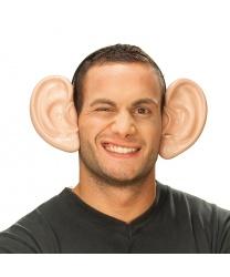Большие уши на ободе