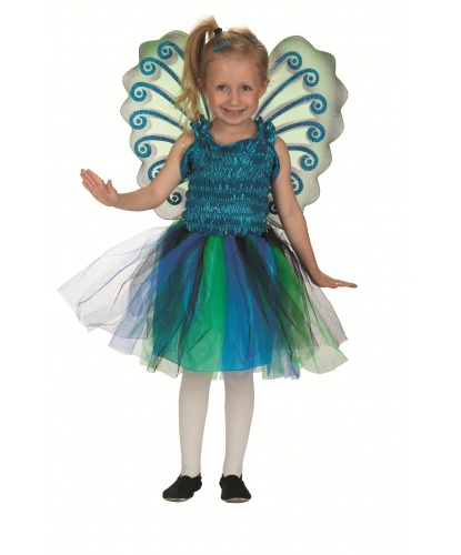 Костюм бабочки: платье, крылья (Германия)