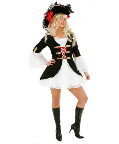 Платье морской разбойницы: камзол, платье (Германия)