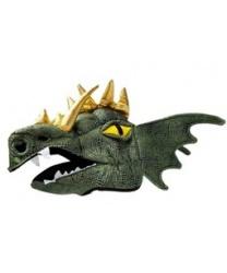 Детская шапка дракона