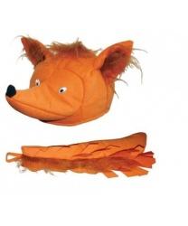 Шапочка и хвост лисы