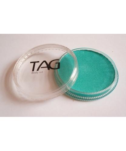Аквагрим TAG бирюзовый, шайба 32 гр. (Австралия)