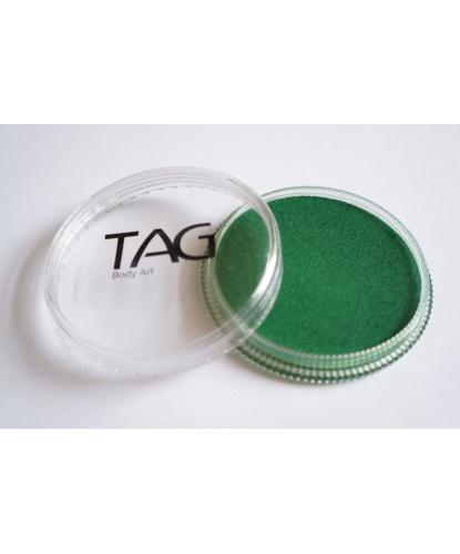 Аквагрим TAG зеленый, шайба 32 гр. (Австралия)