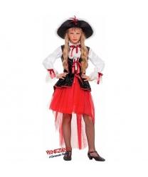 Костюм пиратки-покорительницы морей