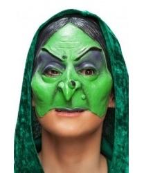 Маска зеленой ведьмы