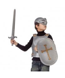 Набор рыцаря серый от Bambolo
