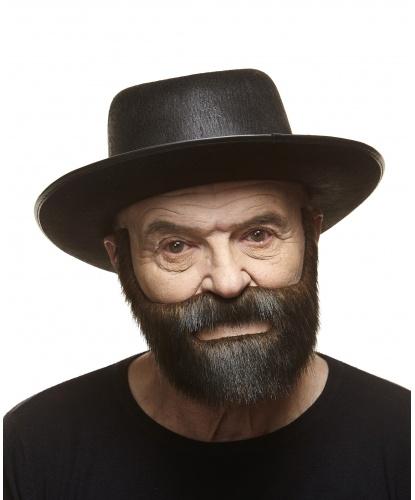 Короткая коричнево-черная борода (Литва)