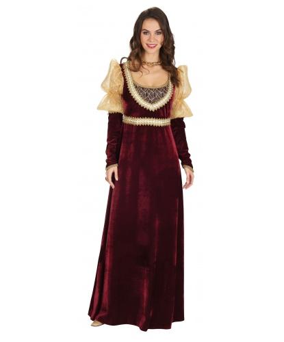 Костюм средневековой дамы: платье (Германия)