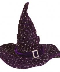 Фиолетовый колпак колдуньи или колдуна