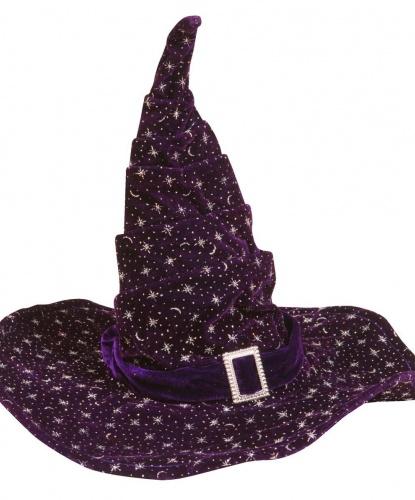 Фиолетовый колпак колдуньи или колдуна (Италия)
