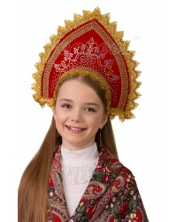 Кокошник  Сказочный  - На голову, арт: 8415