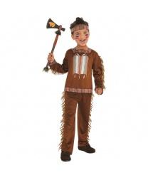 Детский костюм коренного американца