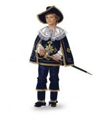 Детский костюм мушкетера