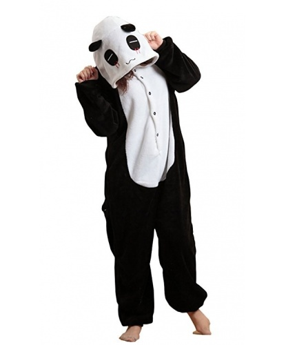 Кигуруми Панда: комбинезон с капюшоном (Китай)