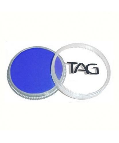 Аквагрим TAG синий неоновый , шайба 32 гр. (Австралия)