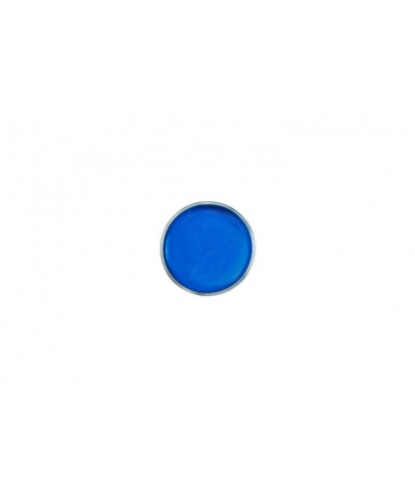 Аквагрим синий, шайба 20 гр (Россия)