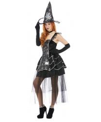 Костюм сказочной ведьмы: платье (Германия)