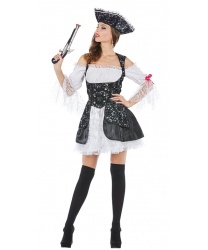 Костюм Леди пиратки