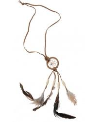 """Ожерелье в индейском стиле """"Ловец снов"""""""