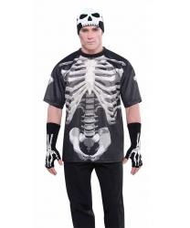 Футболка с костями