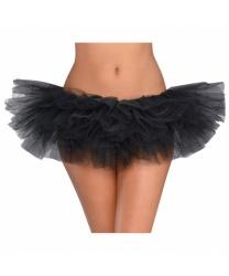 Черная юбка-пачка - Юбки, арт: 4560