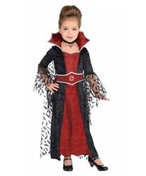 Детский костюм королевы вампиров