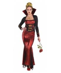 Костюм королевы вампиров