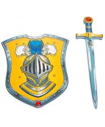 Рыцарский щит и меч