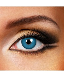 Линзы Голубые глаза Чакки, однодневные