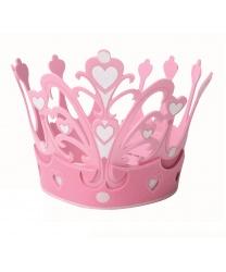 Розовая корона маленькой принцессы - Короны, арт: 8484