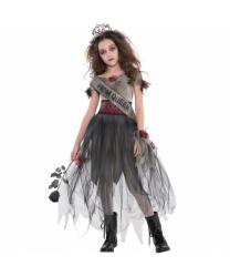Костюм королевы выпускного бала на Хэллоуин